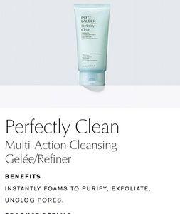Estēe Lauder Perfectly Clean Foam Cleanser